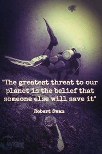 Threat to the planet