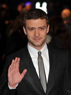 Justin Timberlake Suit and Tie Classic Look