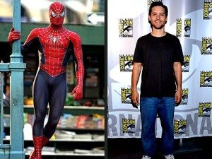 Tobey Maguire Doesn't Drink