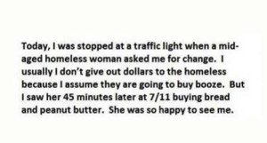 People Aren't All Bad