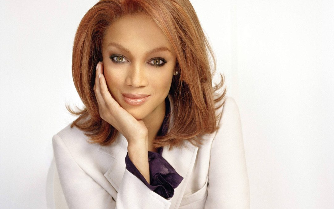 Tyra Banks Doesn't Drink