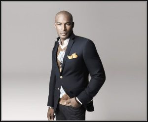 Tyson BeckFord Suit