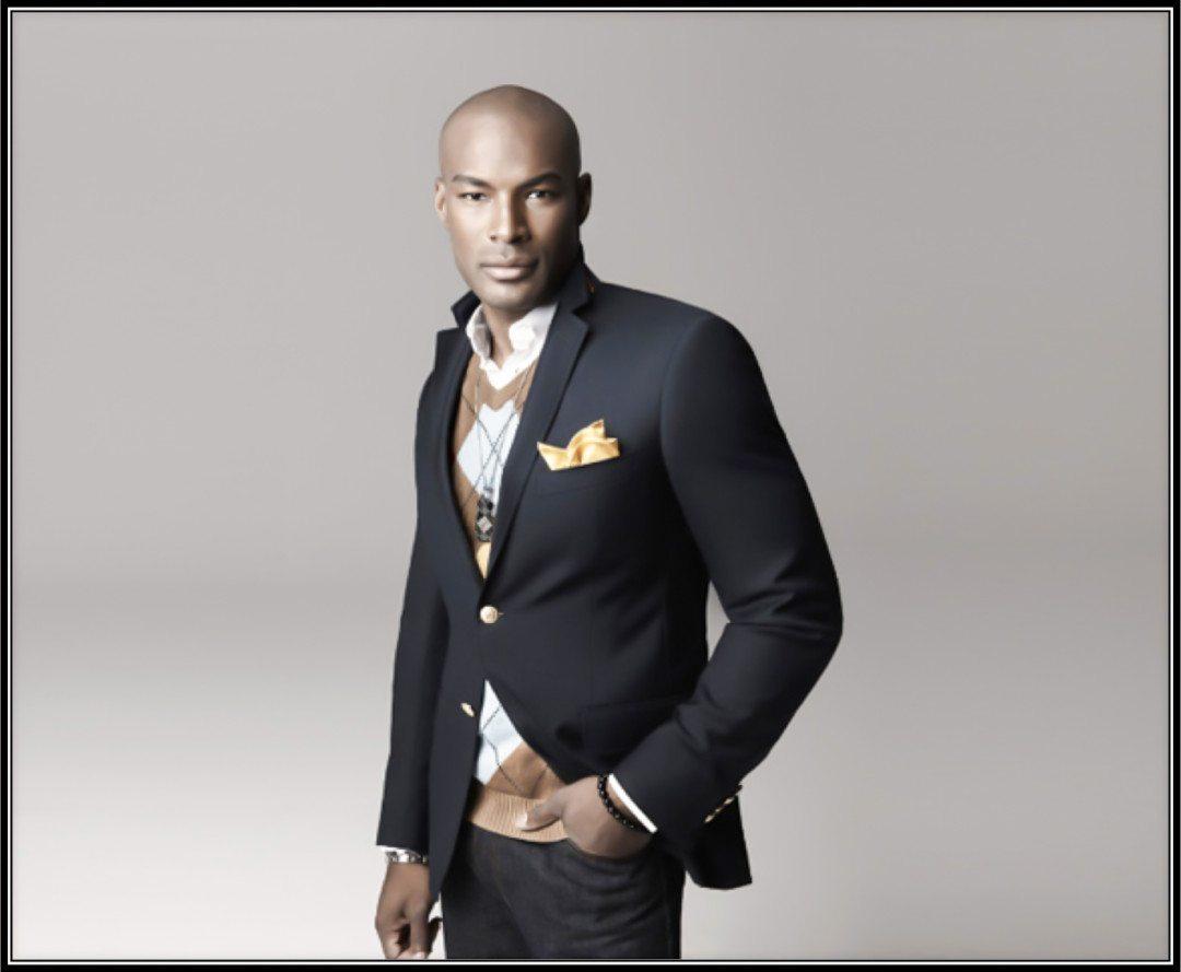 Tyson BeckFord Suit