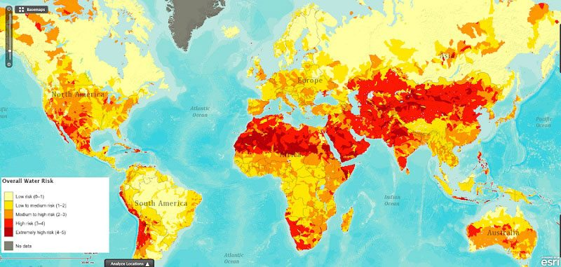 World Water Risk