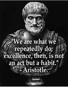 Aristotle Picture Quote