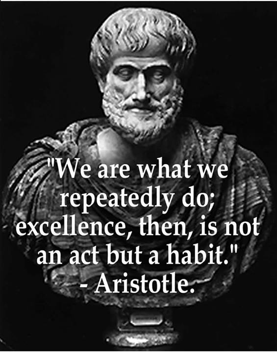 Aristotle Picture Quote