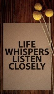 Listen closely