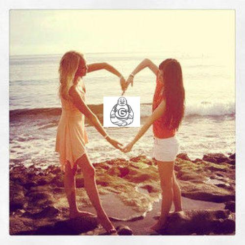 Girls Heart Shapes