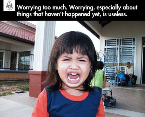Deathbed Regret Worry