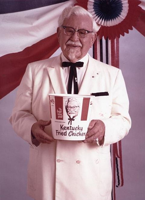 Colonel Sanders 65