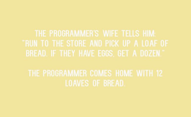 Funny Programmers