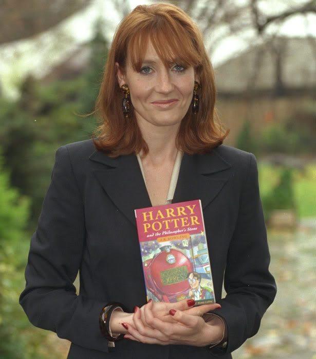 J.K. Rowling 32