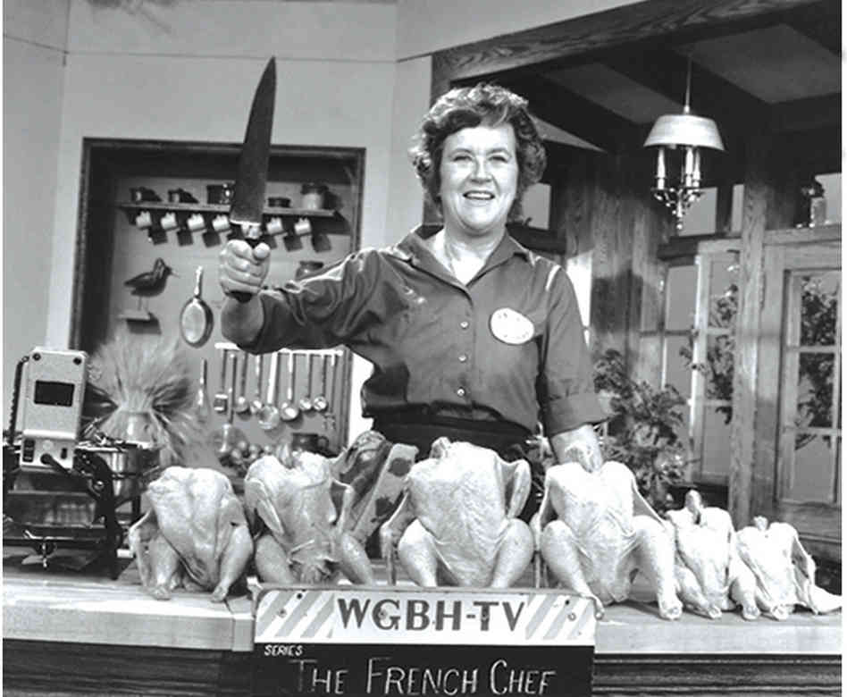 Julia Child Success 36
