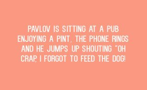 Pavlov Joke