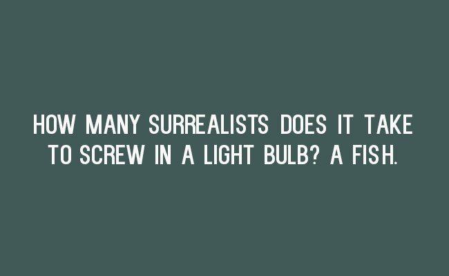 Surrealists Quote