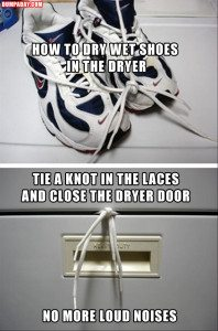 Dry Running Shoes