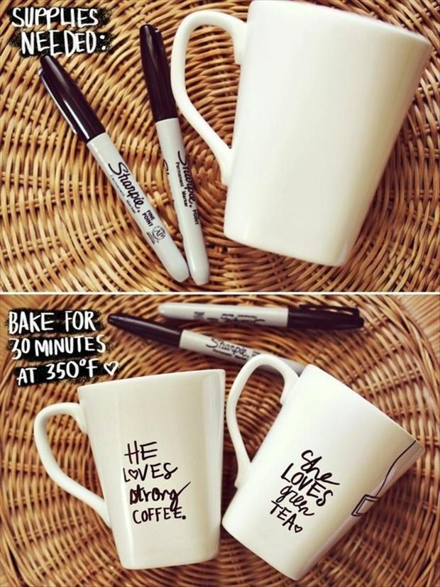 Kitchen Mugs Design
