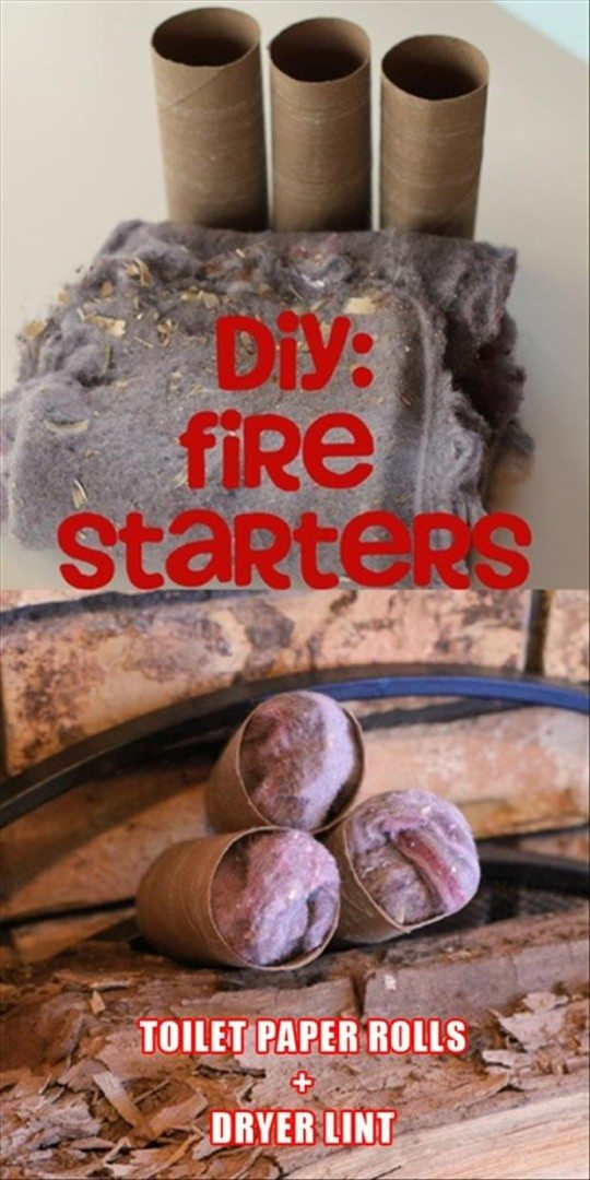 Fire Starting Tips