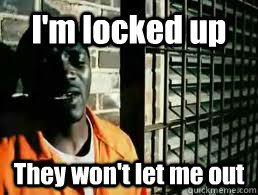 Locked Up Akon