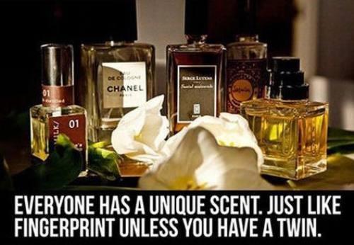 Unique Sense of Smell