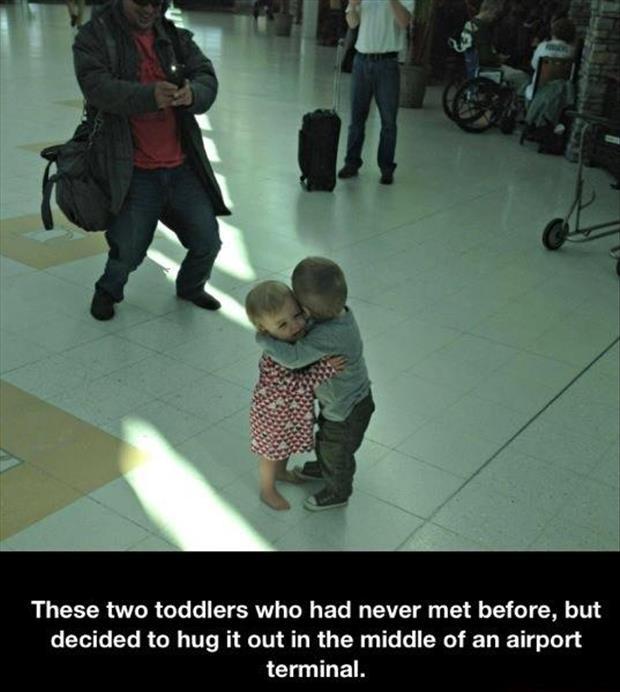 Children Love Hugs