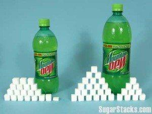 Mountain Dew Sugar Content