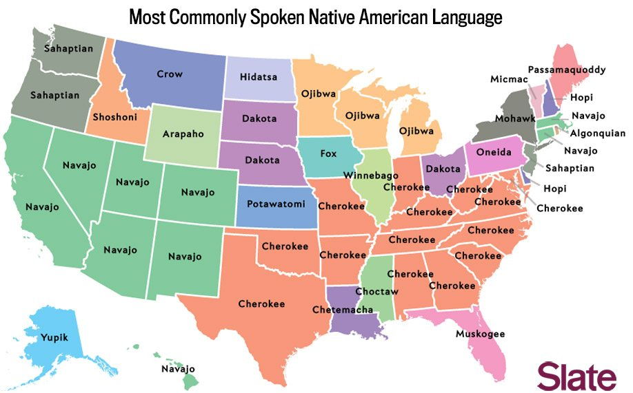 Native spoken language
