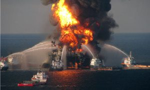 Piper Alpha Oil Rig Fire