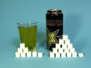 Rockstar sugar content