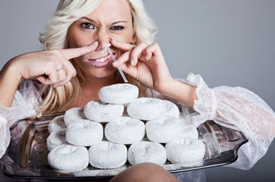 Cocaine = Sugar? Part of Your Brain Thinks So Anyways!