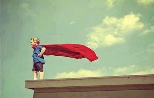 supermans child