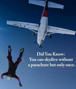 Parachute Review