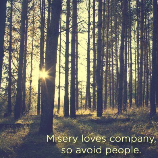 Avoid Introverts