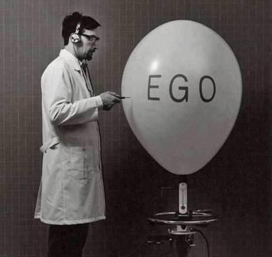 Ego Explosion