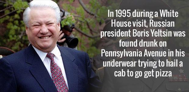 Boris Yeltsin Failure
