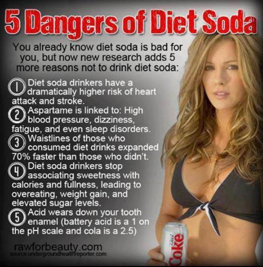 Diet Coke is Dangerous