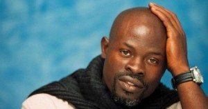 Djimon Hounsou Homeless