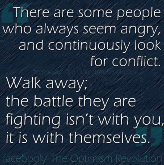 Don't Be Angry