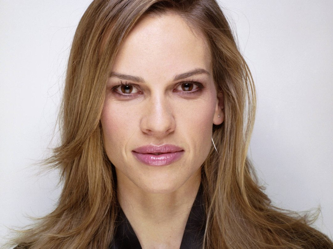 Hilary Swank Homeless