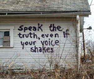 Speak Easy Be Real