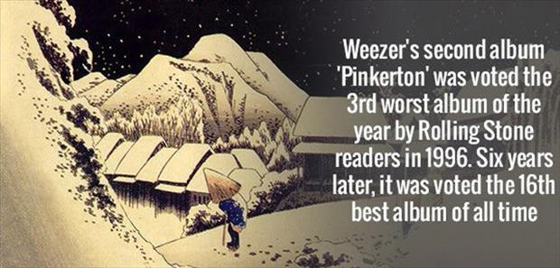 Weezer album failure