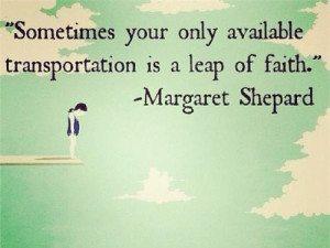Guided Leap Of Faith