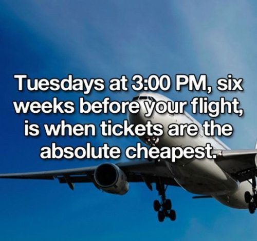 Best Time To Buy A Flight