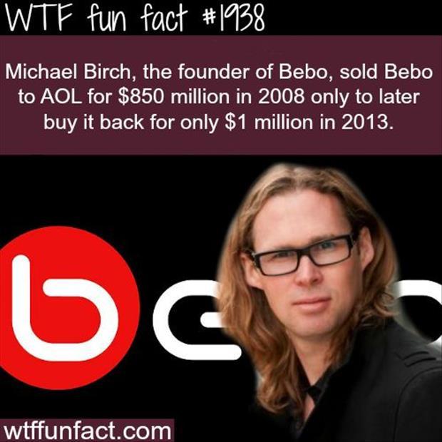 Bebo Facts