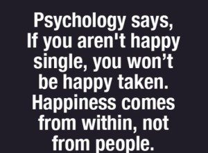 Happiness fact