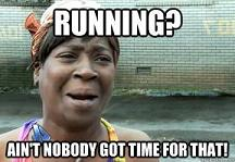 Funny Running Picture
