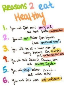 healthy facts and tips