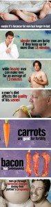 healthy semen carrot