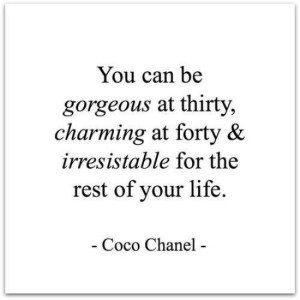 gorgeous quote