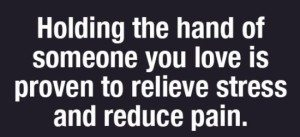 relieve stress together